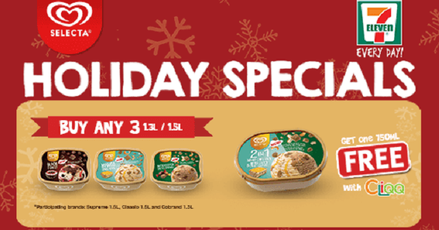 Selecta Holiday Specials